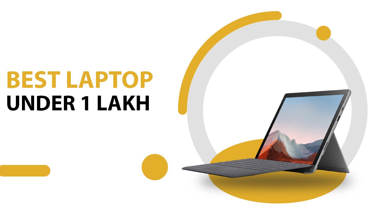 best laptop under 1lakh