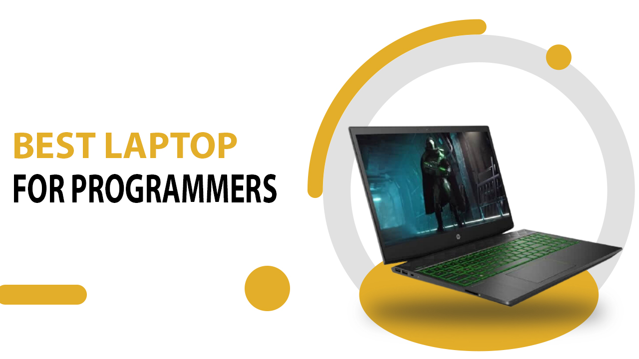 Best laptop for programmers
