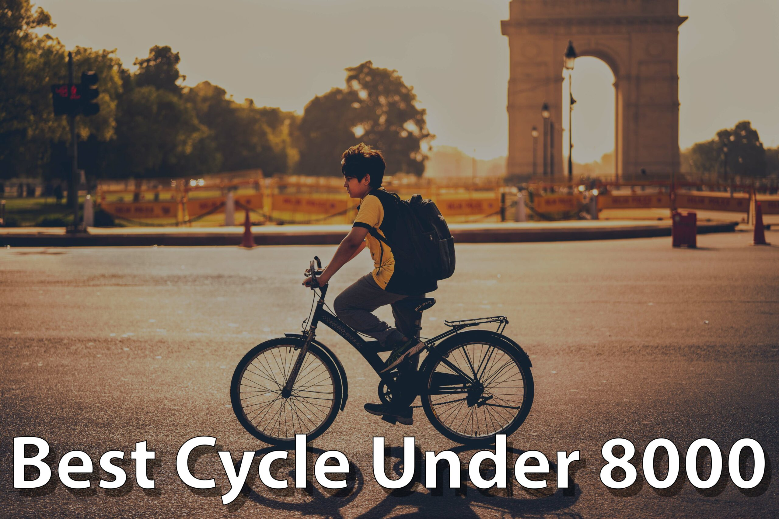 Best Cycle Under 8000