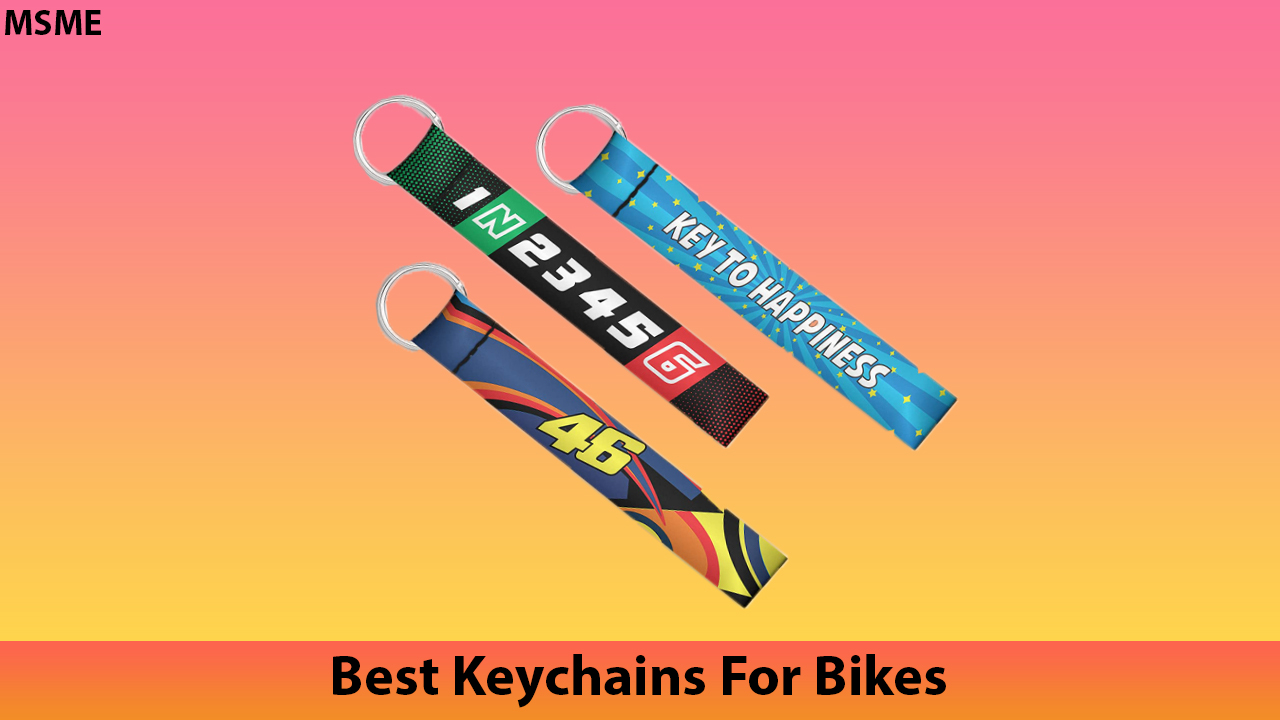 Best Keychains For Bikes