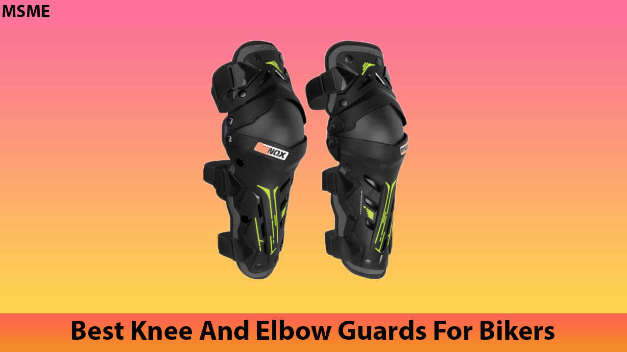 Best Knee And Elbow Guards For Bikers