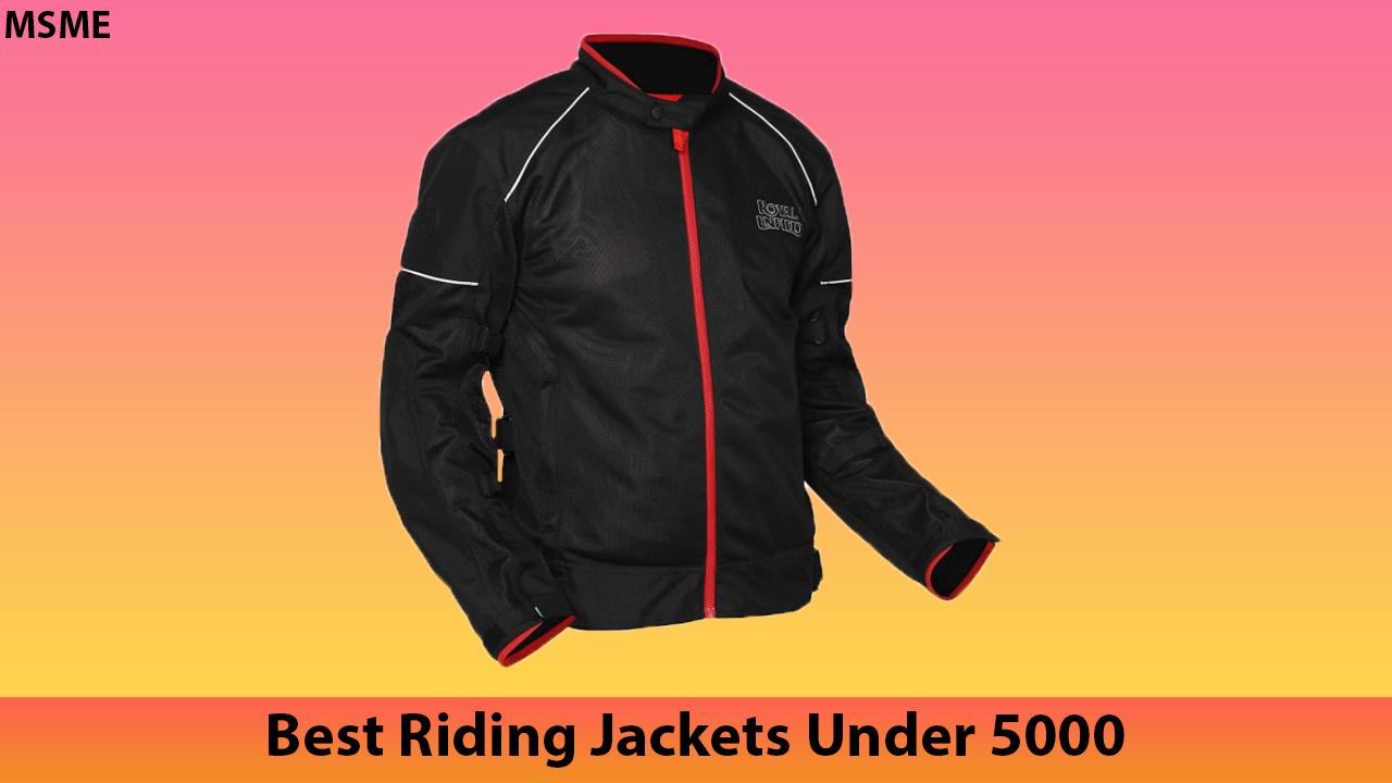 Best Riding Jackets Under 5000