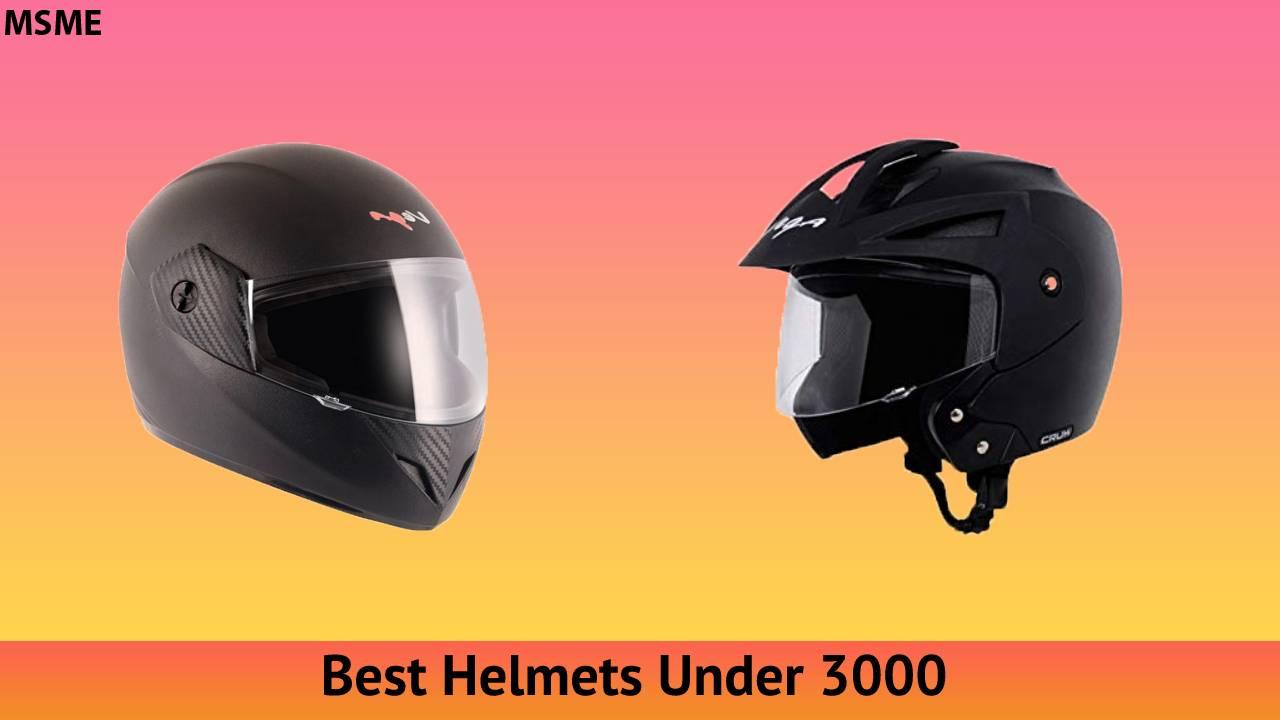 Best Helmets Under 3000